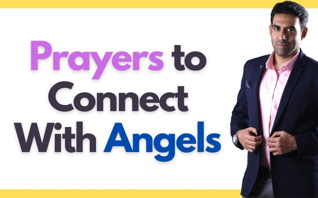 Prayers To Connect With Angels