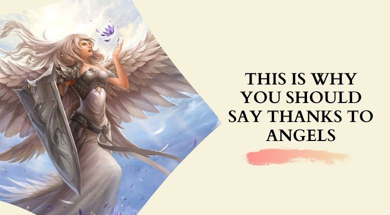 Say Thanks To Angels To Heal Past Painful Memories